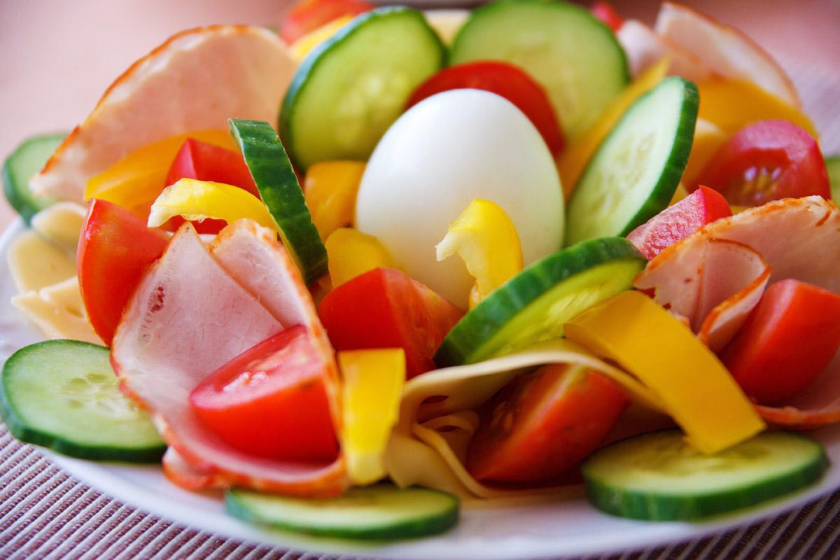 Codzienna dieta – zasady komponowania posiłków