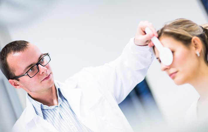 badanie wzroku jaskra