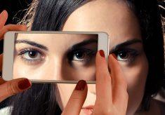 złe nawyki dla oczu