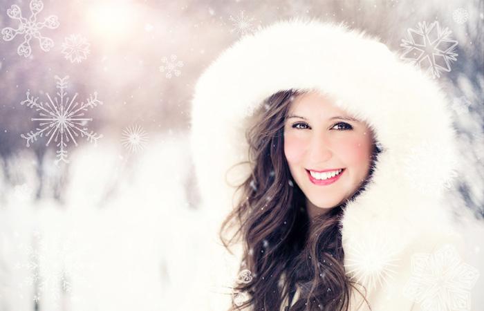 skóra w zimie kosmetyki