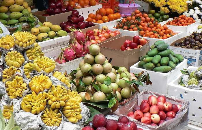 egzotyczne owoce tropikalne