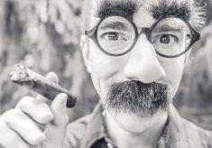 palenie cygar a wzrok