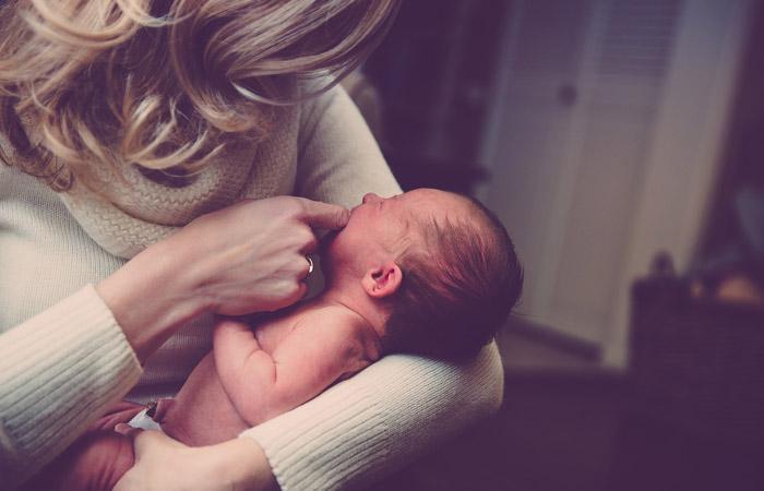 intensywność płaczu u niemowląt