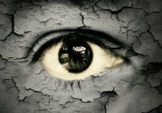 wydzielina oczna