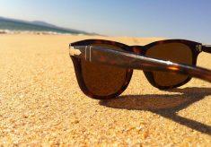 okulary przeciwsłoneczne ochrona UV