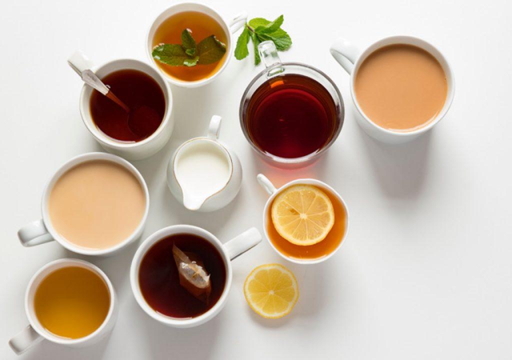 Rodzaje herbaty i co można do niej dodać
