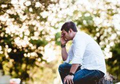 wpływ stresu na wzrok