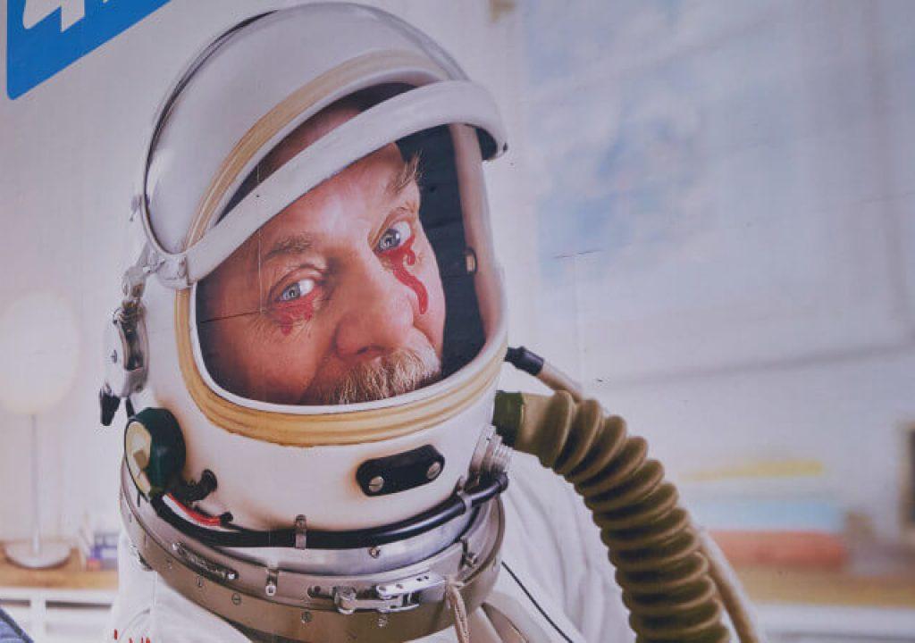 Jak zmienia się wzrok u astronautów?