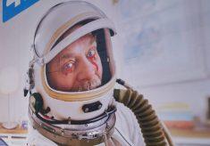 wzrok u astronautów